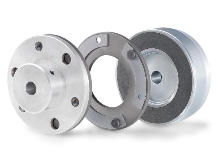 Electromagnetic clutch - Active Clutch Line - DC slip-ring-free electromagnetic single-surface clutches.