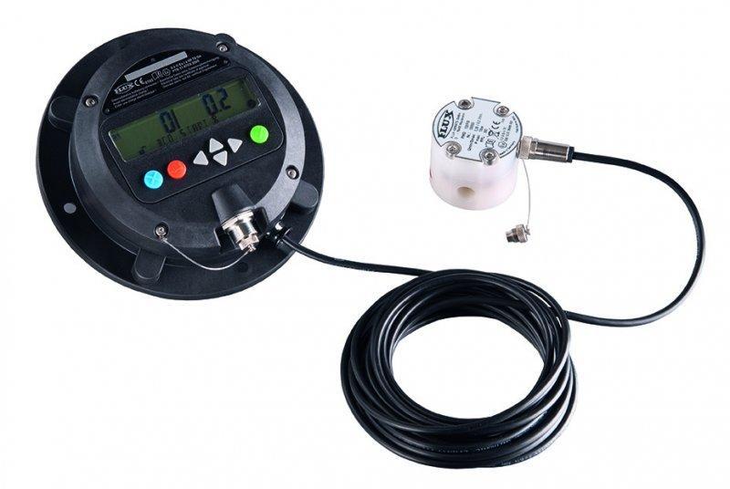 FLUX Flow meter FMO 101 - Flow meter for 0,04 - 1,67 l/min