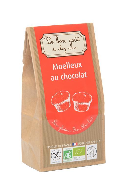 Moelleux au chocolat VRAC - Épicerie sucrée