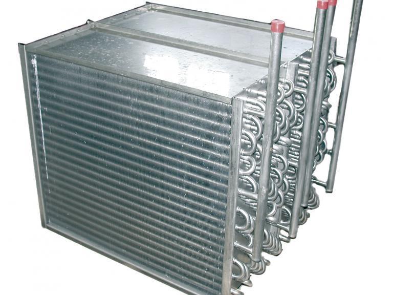 Lamellar heat exchanger - Heat Exchangers