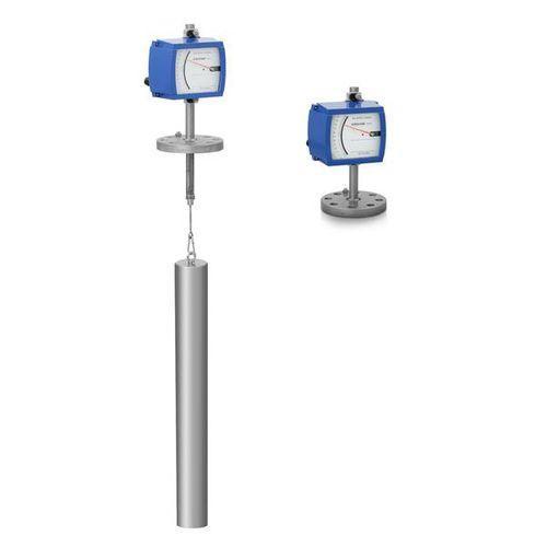 BW 25 - Jauge de niveau de liquide / à flotteur / à cadran / max. 400 bar / 0.3 - 6 m