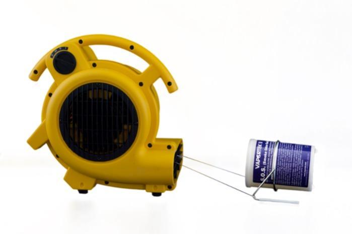 Heavy Duty Industriepatrone - Hochleistungspatrone für eine schnelle und hochintensive Behandlung