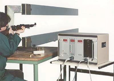 Apparechi di misura VM - Apparechi di misura della velocità di proiettili