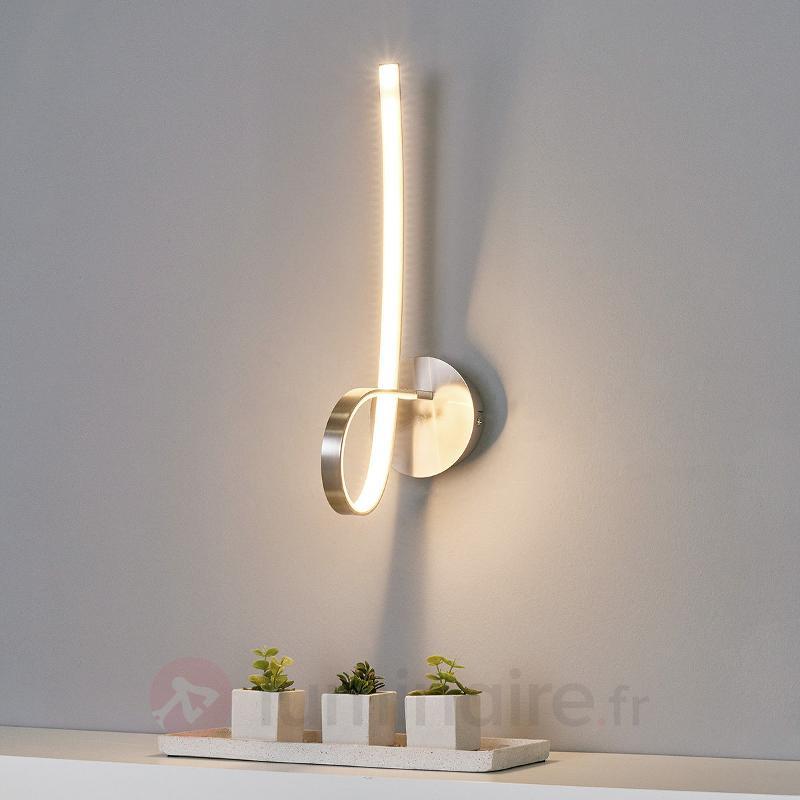 Applique à LED décorative Eldin - Appliques LED