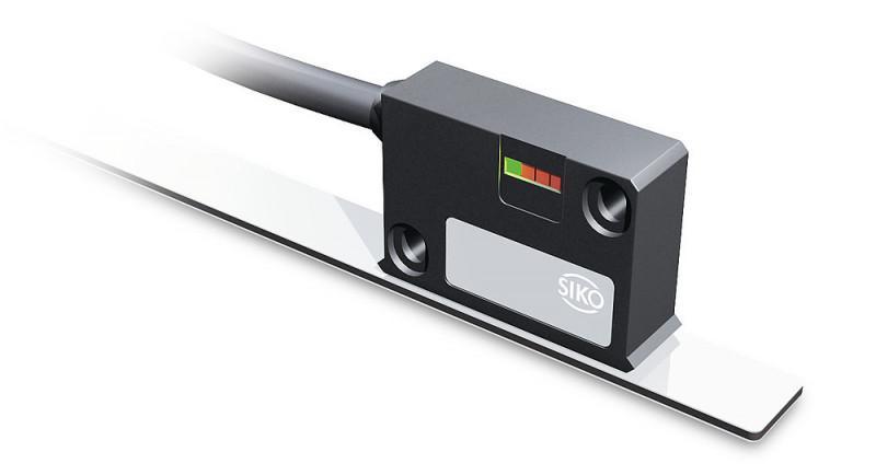 Sensor magnético MSK5000 rotativ - Sensor magnético MSK5000 rotativ, Sensor compacto, incremental, interfaz digital