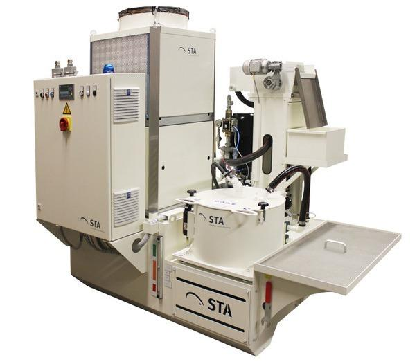 Kompaktanlage mit STA Separator U-15 -