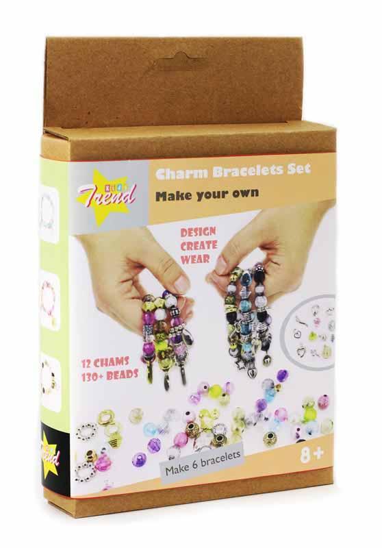 charm bracelets set - 1001