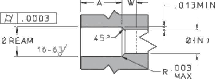 Ø 343 Aluminum Lee Plug® - Long Style - null
