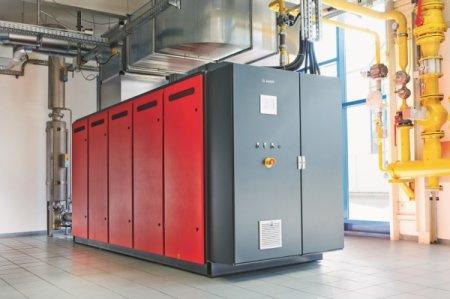 BHKW-Module - CHP CE - Blockheizkraftwerk