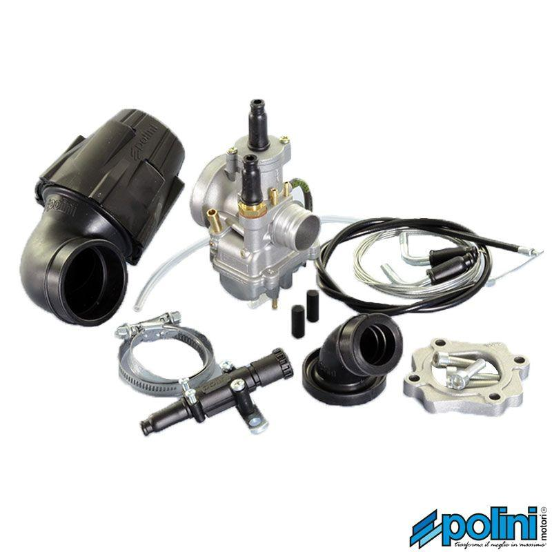 Kit Carburateur MBK Nitro Ovetto, YAMAHA Aerox Neo's - POLIN
