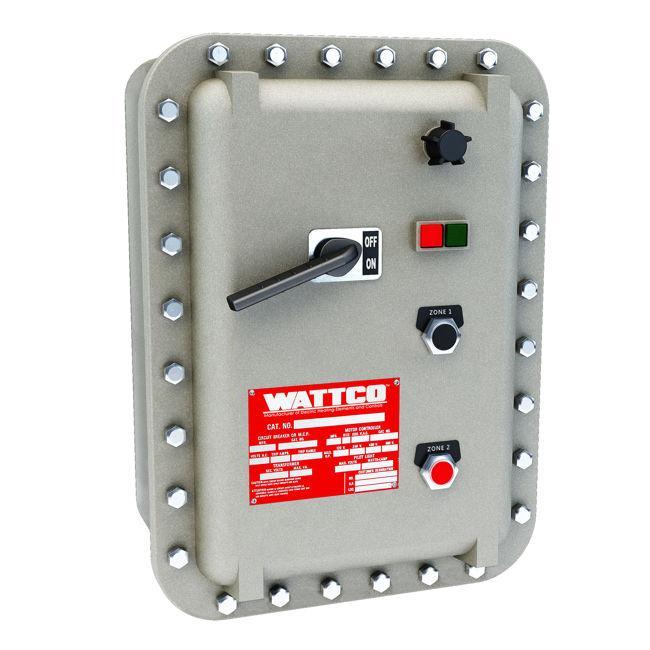Paneles de control de temperatura a prueba de explosiones -