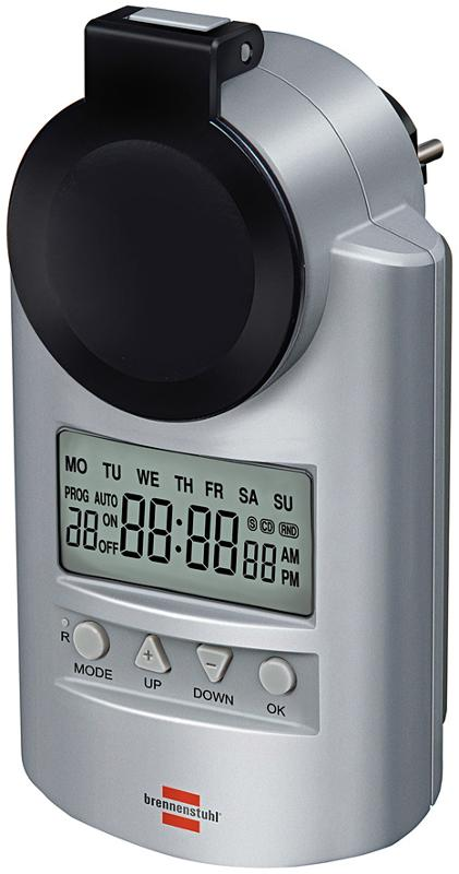 Primera-Line Digital Weekly Timer DT IP44 - null