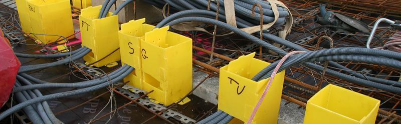Corrugated Plastic Formwork Boxes - OEMs