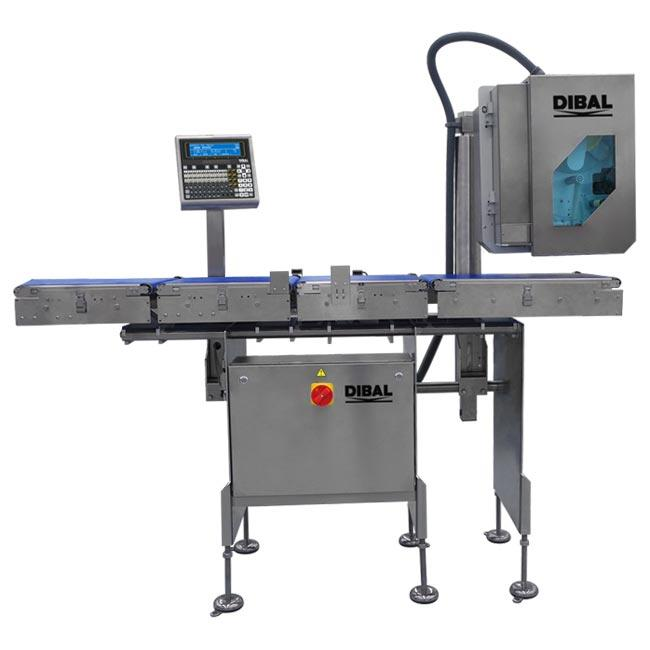 LS Series - Automatic weigh-price labellers