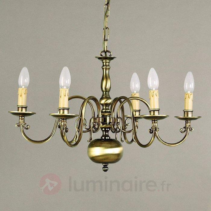 Style flamand - lustre IMKE - Lustres classiques,antiques