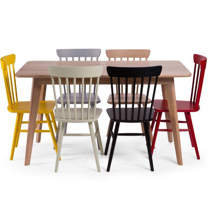 Spindle маса за хранене и столове -