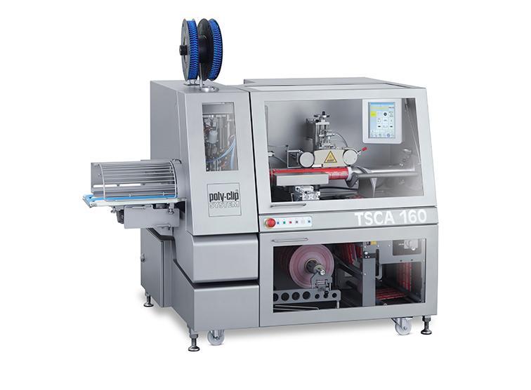 Automatic Sealing/Clipping Machine - TSCA 160