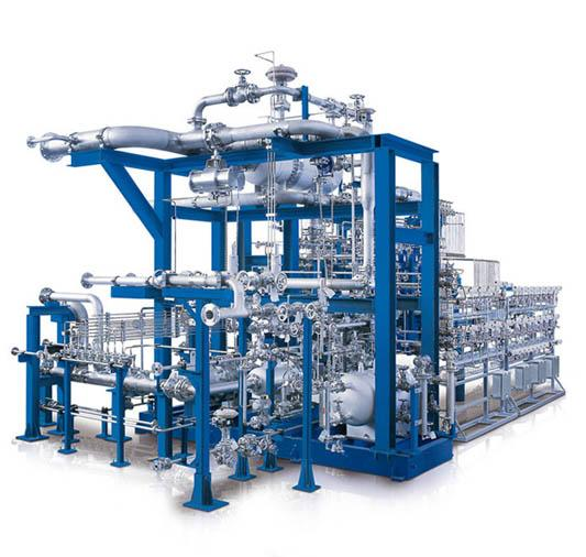 AERZEN VR positive pressure packaged unit  - for process gas technology