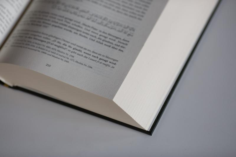 Hardcover book - Hardcover book