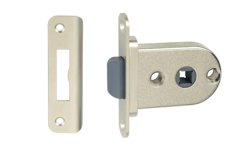 Interchangable locking system - Espagnolette lock