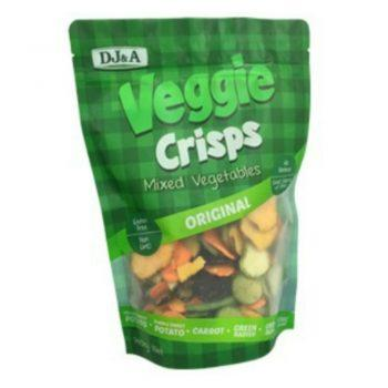 Veggie Crisps - Healthy Freeze Dried Vegetables from Australia