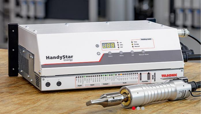Unité de soudage par ultrasons - HandyStar - L'unité compacte de soudage par ultrasons pour une application multifonctionnell