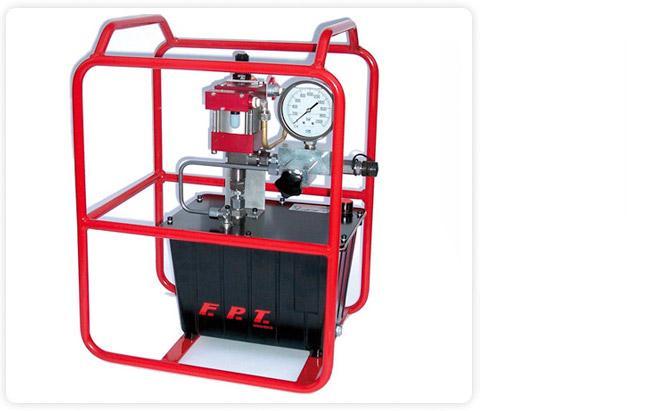 Pompes pneumatiques -4000 bar - 1600-4000 bar