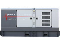 Generator 220 kVA - Technische Fiche - Generator 220 kVA