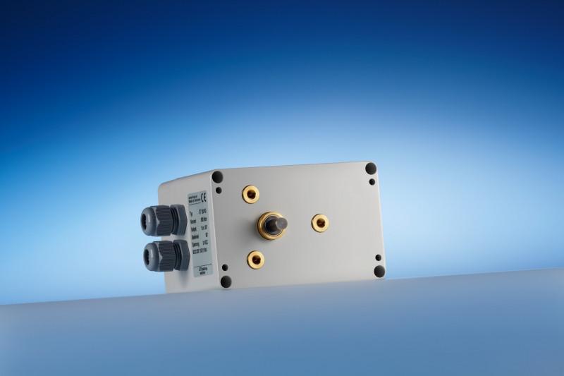 Actionneur ST120KG - Mécanisme d'entraînement robuste logé dans un boîtier en matière plastique (ABS)