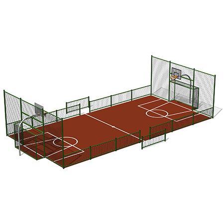 Sportgeräte & Soccer Courts