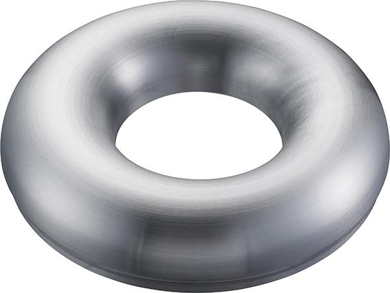 Z10452 - Löschkopf für Sicherheitspapierkorb 20L (Z12252) - Aluminium