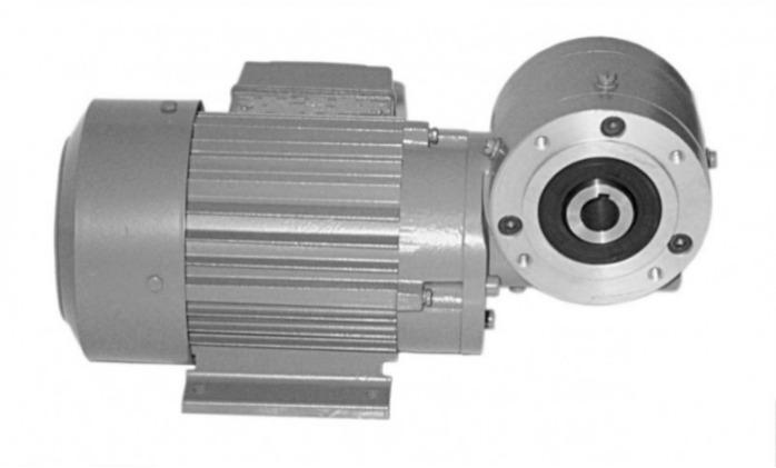 SN9BH - Single-stage gear drive with hollow shaft