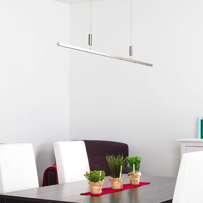 Tolu Quality LED Pendant Lamp, Height-Adjustable - Pendant Lighting