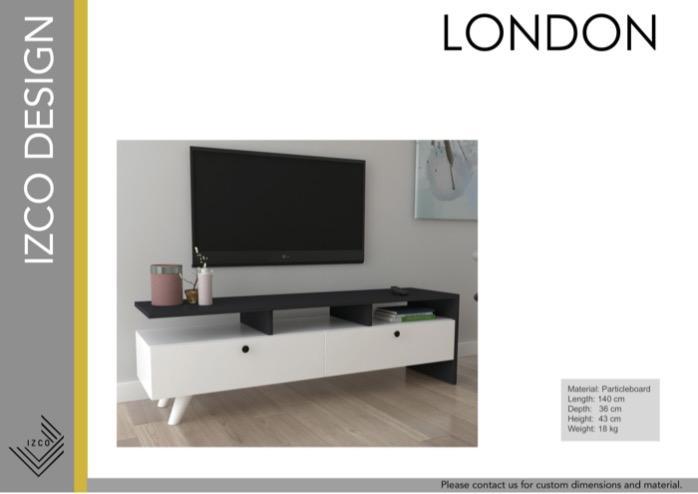 London TV Unit -