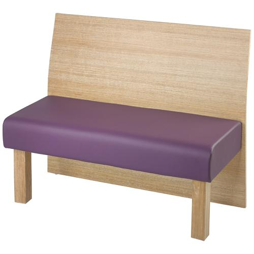 Benchsystem III-1 - Gastro benches / Diner benches