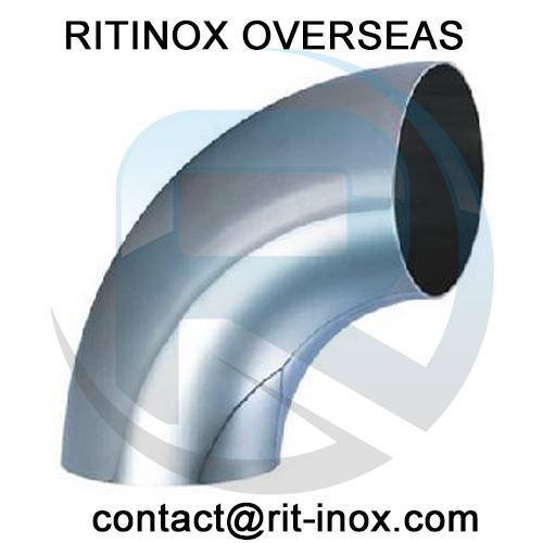 Titanium Gr 2 3D Elbow -