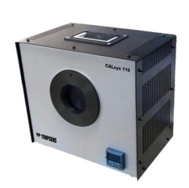 Calsys 110BB  - Portable Black Body Temperature Range 10 to 110°C
