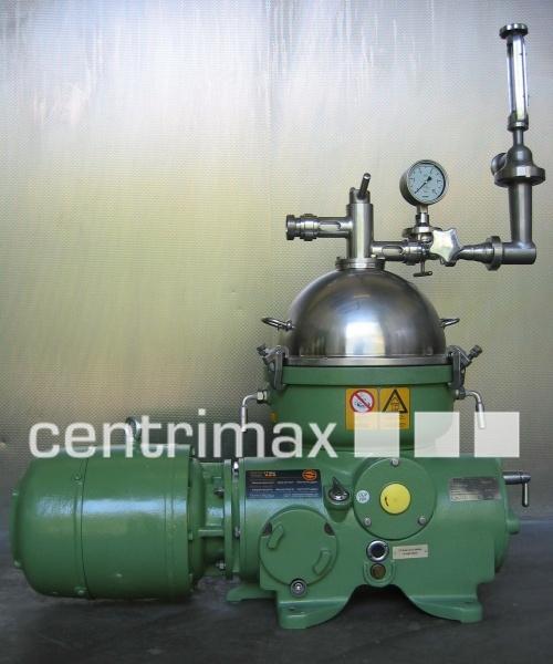 GEA Westfalia Chamber separator - KA 6-06-076