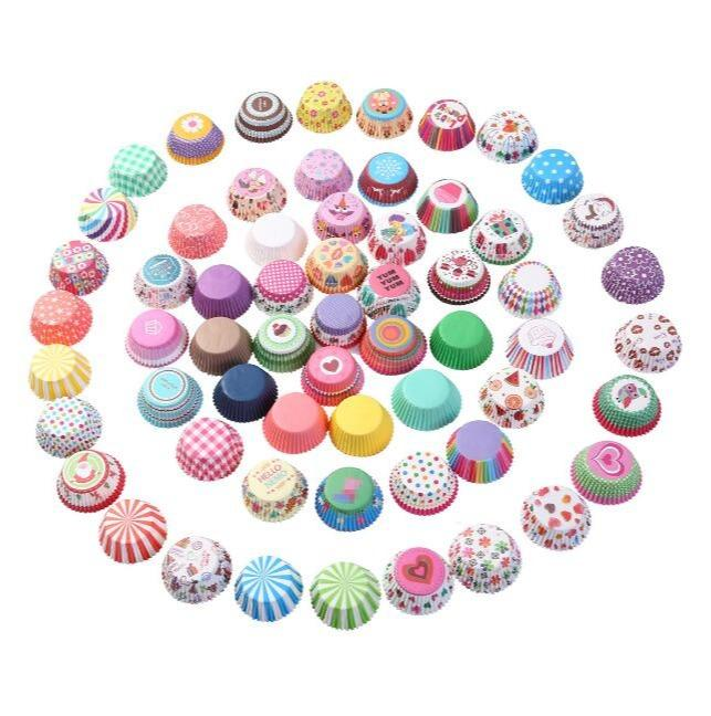 Cake Paper cups - disposable paper cups for cake