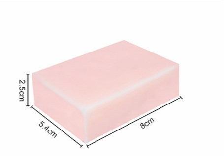 Savon au soufre - savon naturel, saponifié à froid, fait à la main avec des ingrédients naturels