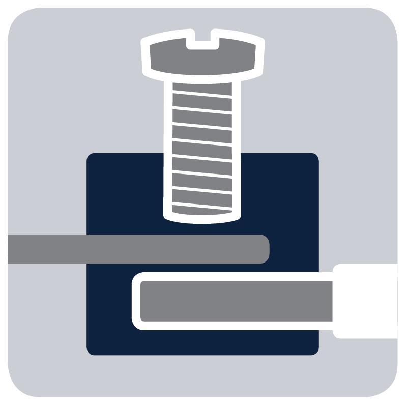 SSL 2,5/2A GNYE | Schutzleiterklemme - null