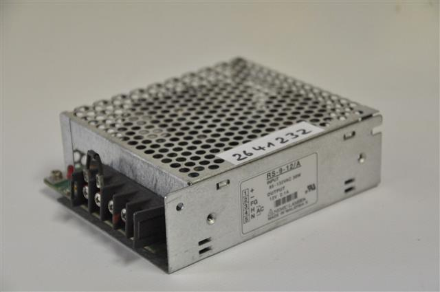 Switching Regulator RS-9-12/A 85 - 132 VAC 12 VDC 2,1 A - S-2641232