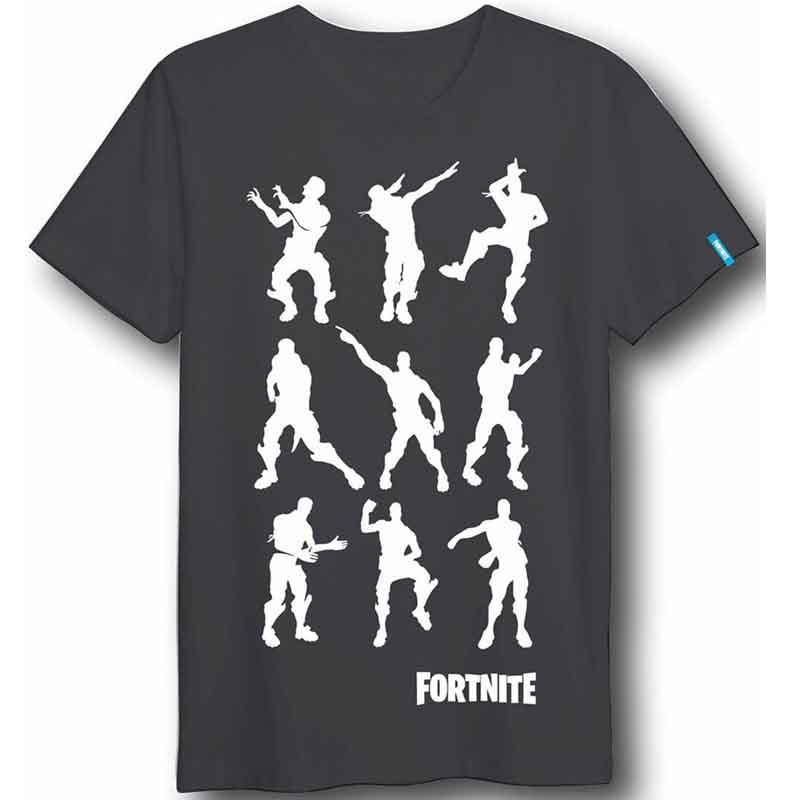 Großhandel kind kleidung t-shirt Fortnite - T-shirt und polo kurzarm