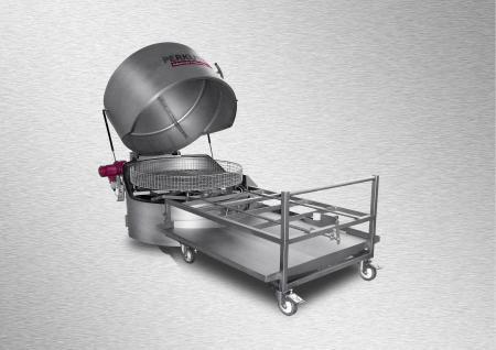 Toplader Teilereinigunsanlage Clean-o-mat SPF - Toplader - Reinigungsanlage zur automatischen, industriellen Teilereinigung