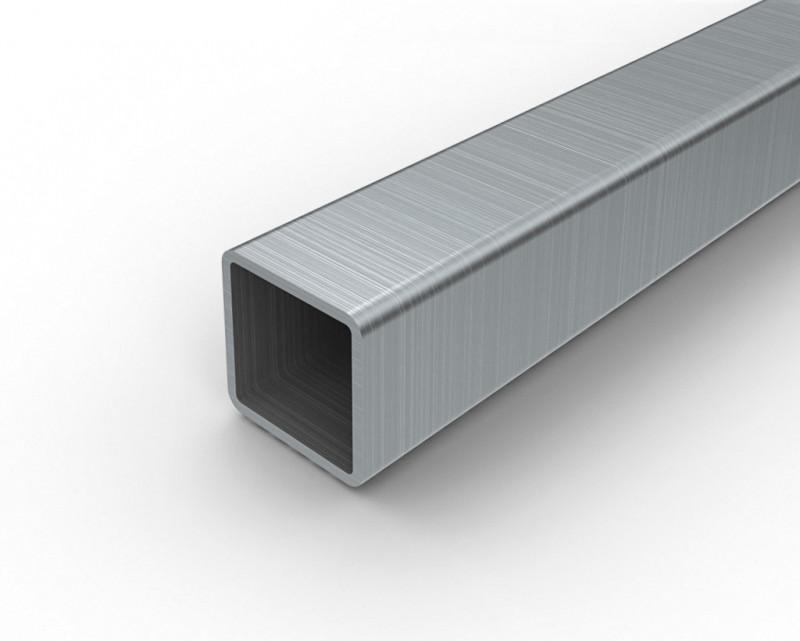 Vierkant-Stahlprofil 45