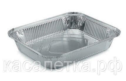 Одноразовая посуда из фольги (Касалетка) 3260 мл R31L - Контейнер для производства одноразовых мангалов