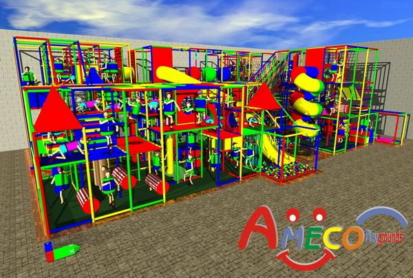 Funhouse (FHO) - Play Zones