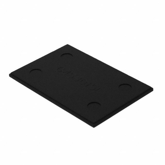 COVER ABS FOR PB-1564 - Bud Industries PBC-1564-C