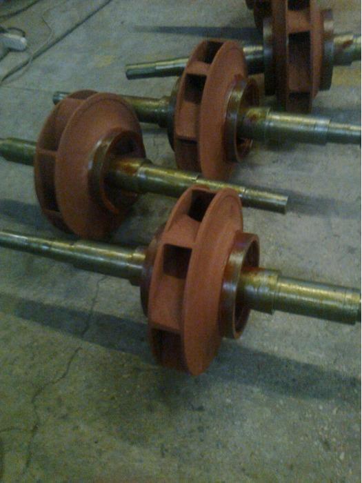 Рабочее колесо \ Working wheel -
