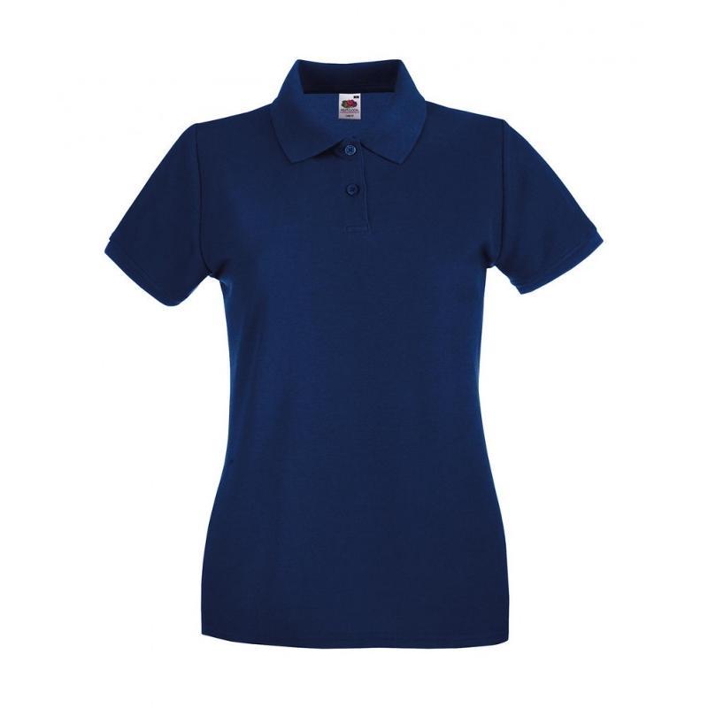 Polo femme Premium - Manches courtes